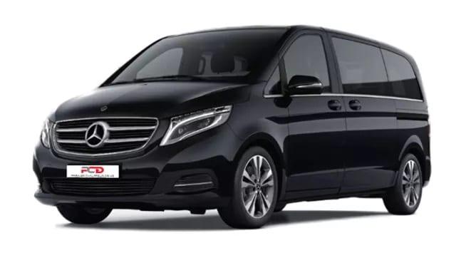 Business MPV - Premier Chauffeur Drive