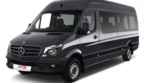Sprinter VIP Minicoach Premier Chauffeur Drive