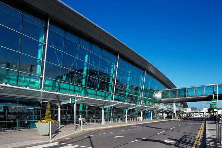 terminal 2 dublin airport premier chauffeur drive