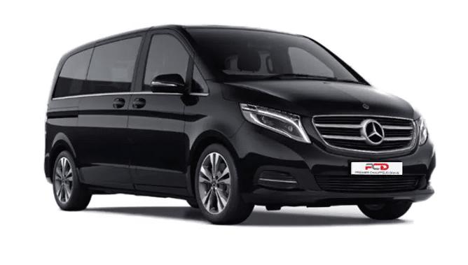 Business MPV - Premier Chauffeur Drive-