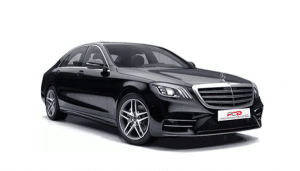 First Class Sedan Premier Chauffeur Drive-