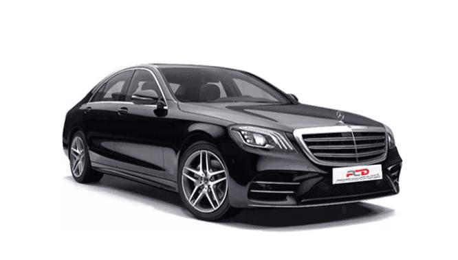 First Class Sedan Premier Chauffeur Drive-