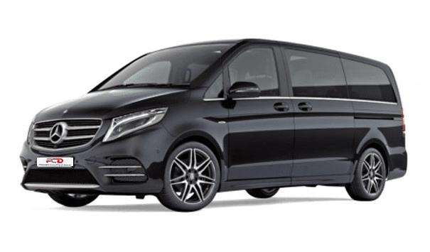 Mercedes-Benz-V-Class-AMG Premier Chauffeur Drive