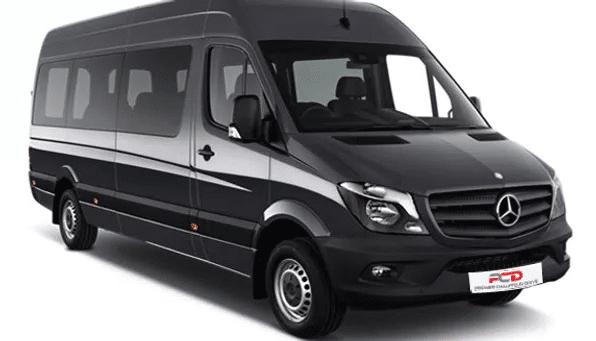 Sprinter VIP Minicoach Premier Chauffeur Drive-