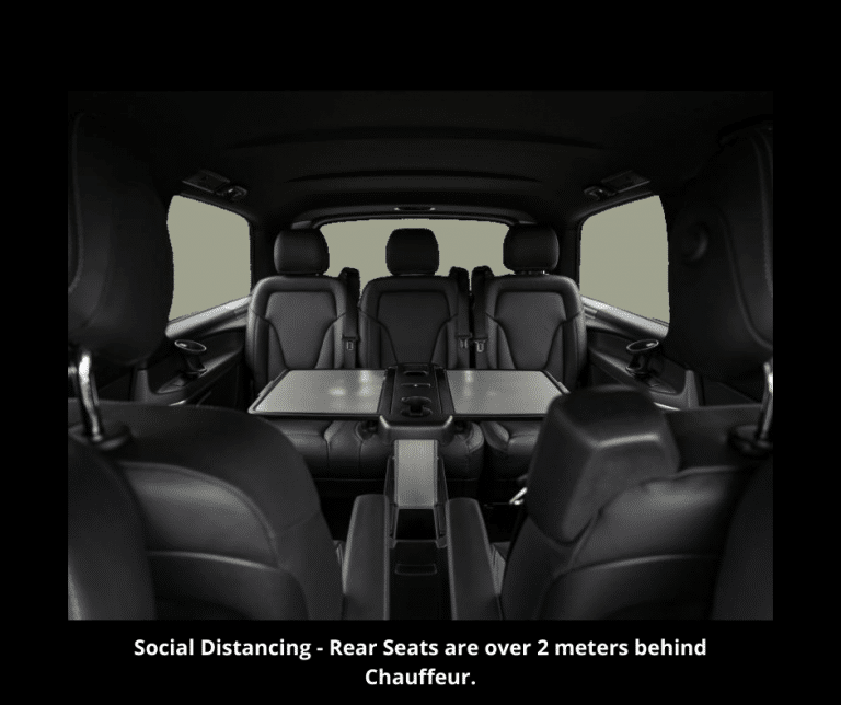 Social Distancing in V Class