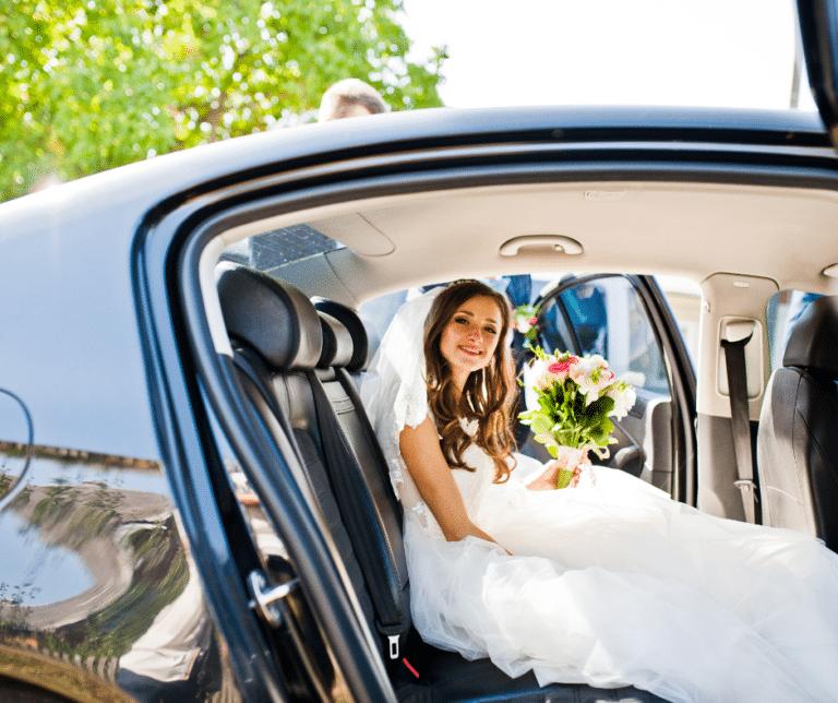 wedding transportation - wedding car hire in dublin