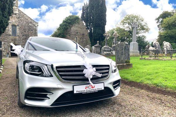 wedding transportation in tiperrary ireland and dublin ireland