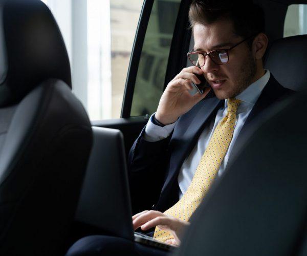 Contract Hire Premier Chauffeur-Drive