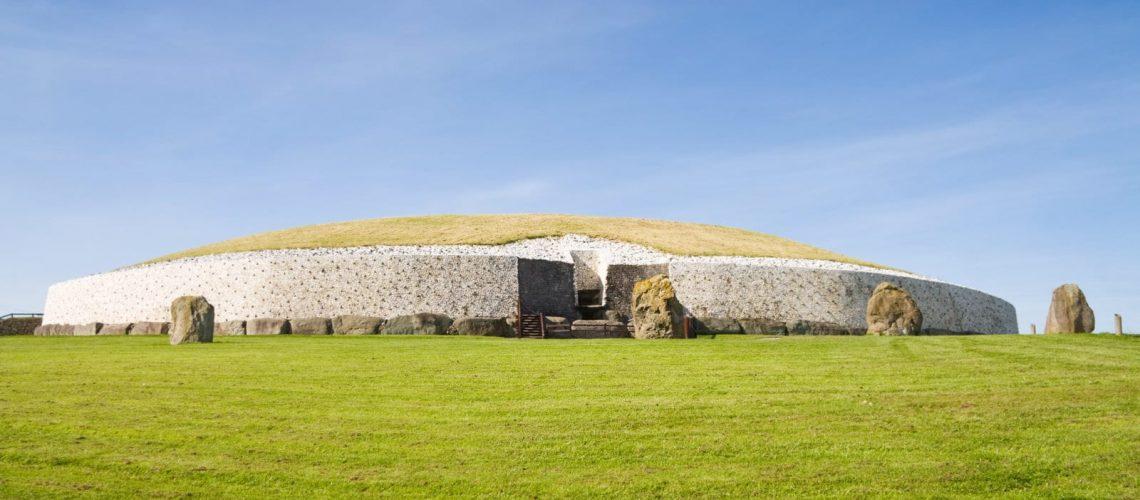 Historic and Unique Boyne Valley Ireland