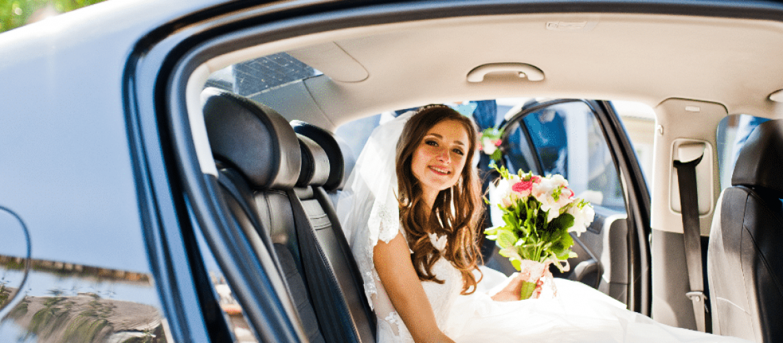 wedding transportation - wedding car hire in dublin