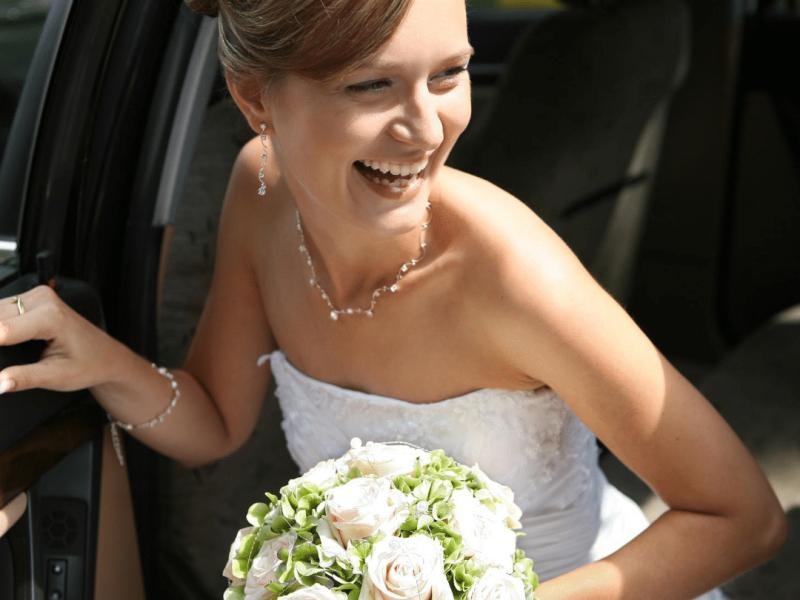 Premier Chauffeur Drive _ Wedding Car2