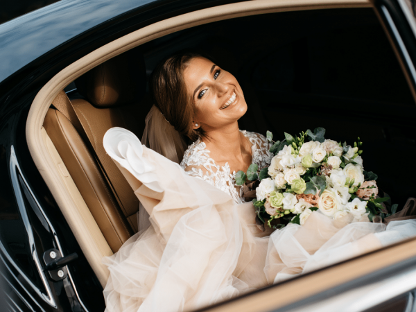 Premier Chauffeur Drive _ Wedding Car7