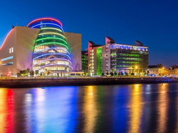 corporate travel - convention centre dublin