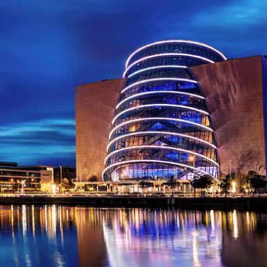 dublin ireland conference center - premier chauffeur drive